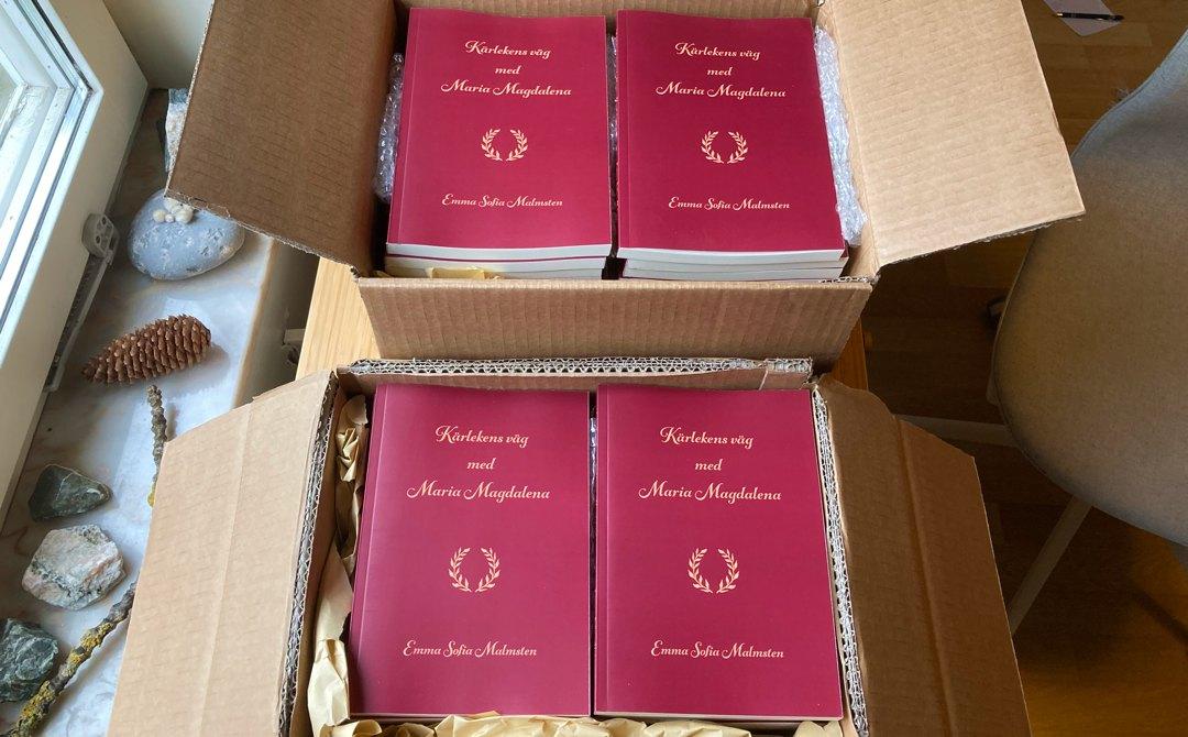 min nya bok
